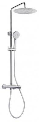 Sprchový systém s termostatickou batériou NEXOS
