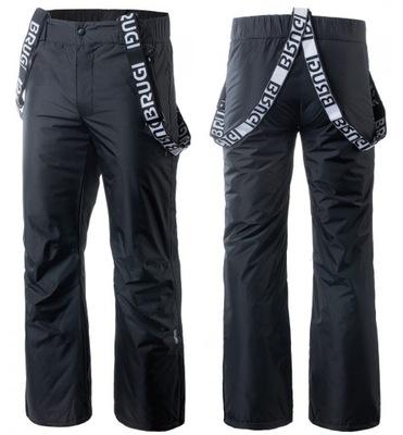 spodnie narciarskie męskie 178cm
