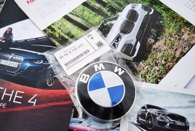 NIEMIECKI PORZADNY ЗНАЧОК BMW E92 НА КАПОТ