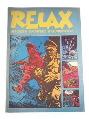 RELAX nr. 11 1977 r. wyd. I stan kolekcjonerski.