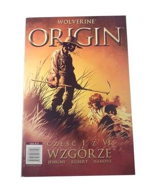 ORIGIN WOLVERINE I WZGÓRZE 2002 r.