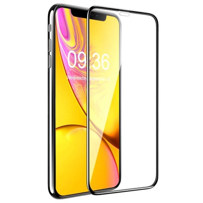 SZKŁO 5D PEŁNE FULL GLUE do iPhone X|XS|11 Pro