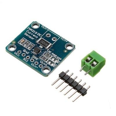 Moduł czujnika prądu INA219 - dwukierunkowy sensor