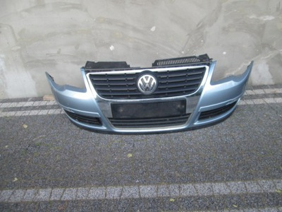 БАМПЕР ПЕРЕДНИЙ VW PASSAT B6 2005-10 LB5M