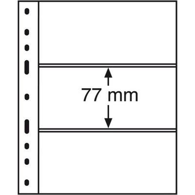 Карта - Сторона - Вкладыш Optima 3 C (10 штук )