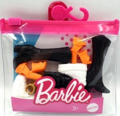 Barbie Modne buty dla lalki Barbie