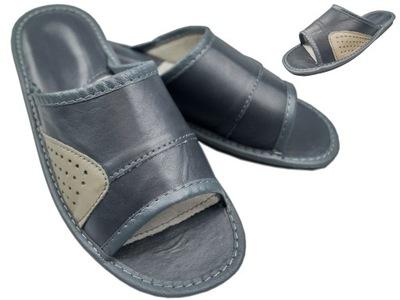 Pantofle męskie, Laczki Papucie Kapcie Styl Gór