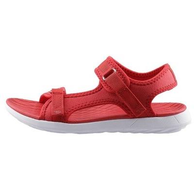 Sandały 4F H4L20-SAD001 62S - CZERWONY; 39