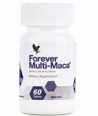 Forever MultiMaca wspomaga układ hormonalny libido