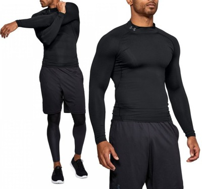 Koszulka Long Sleeve męska UNDER ARMOUR HeatGear