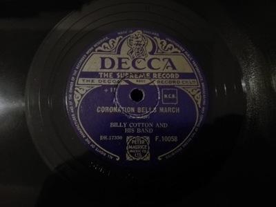 Билли Коттон - Coronation Bells / In  Golden Coac