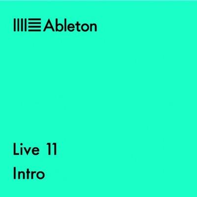 Ableton Live 11 Intro (DIGI) DAW