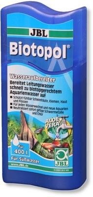 JBL Biotopol 100ml - UZDATNIACZ WODY DO AKWARIUM