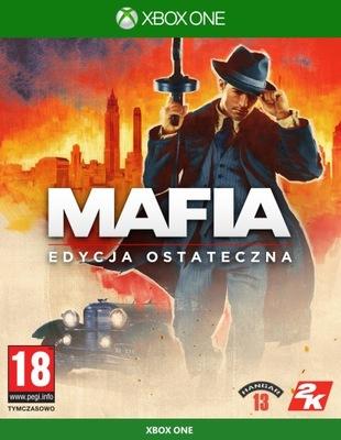 Mafia: Edycja Ostateczna + GRATIS XBOX ONE XOne
