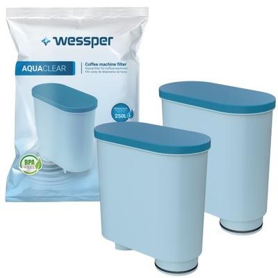 2x Filtr wody do ekspresu PHILIPS LatteGo Latte Go
