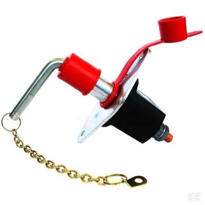 Wyłącznik prądu w trudnych warunkach hebel 250A