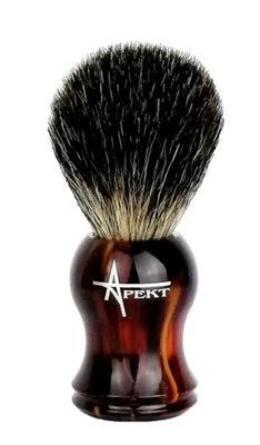 Pędzel do golenia borsuk 100 % - solidna jakość