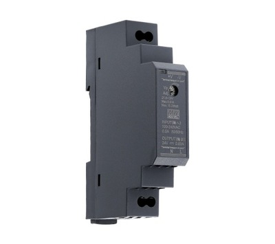 ZASILACZ DIN 24V 0,63A 15W MEAN WELL HDR-15-24