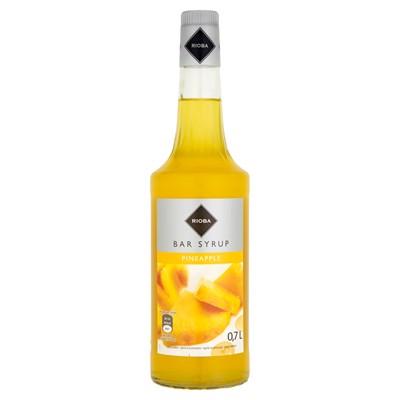 сироп барменский Rioba для напиткам Ноль .7л АНАНАС
