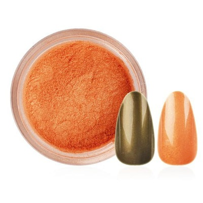 pp43 Пигмент жемчуг для смол Масса жемчуг оранжевый