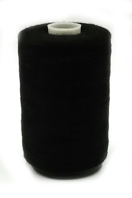 Нитки ??? пошив одежды 120 / 1000m черные