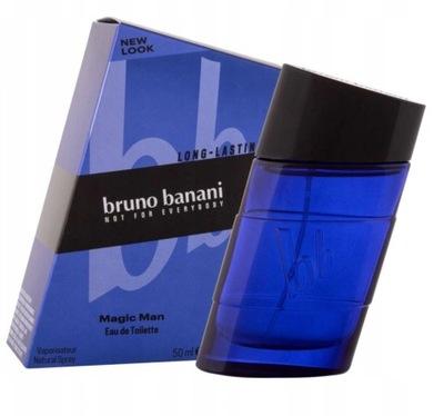 BRUNO BANANI MAGIC MAN 50ml PRODUKT ORYGINALNY