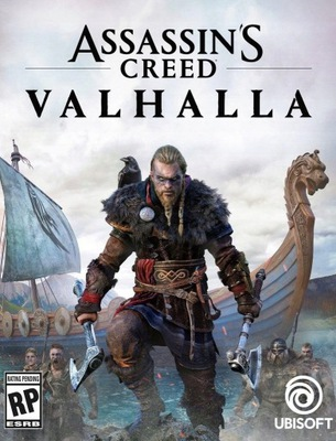 ASSASSIN'S CREED: VALHALLA UPLAY - PC KLUCZ PL