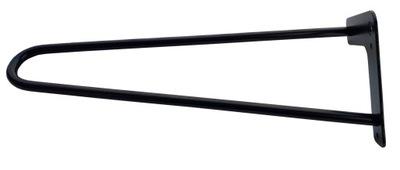 Hairpin legs Нога металлическая ножка стола 43см 2pręty