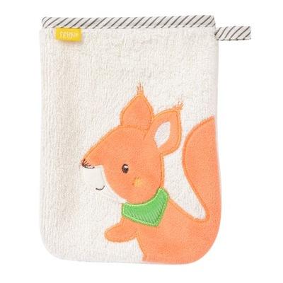 Myjka do kąpieli Wiewiórka, z kolekcji: Promyczek