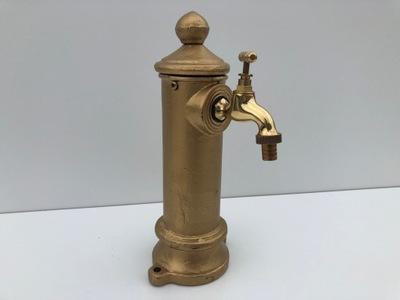 слитки ??? Воды , пожарный ГИДРАНТ - СТОЛБИК золота