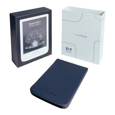 PocketBook Touch HD 3 (632) Perłowy - Edycja Limit