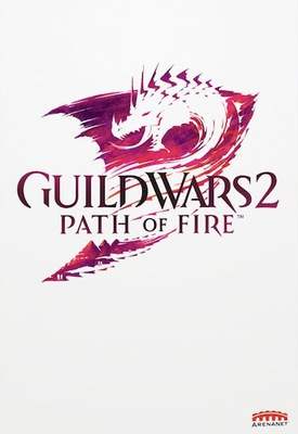 GUILD WARS 2 - THE PATH OF FIRE KLUCZ ARENANET