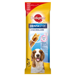 Родословной Dentastix медиум 77g