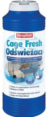 Beaphar Cage Fresh - Odświeżacz do klatek 600g