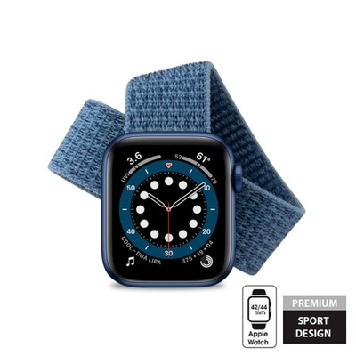 CRONG Materiałowy Pasek do Apple Watch 42 / 44 mm