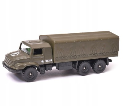 ciężarówka wojskowa USA Welly 1:60