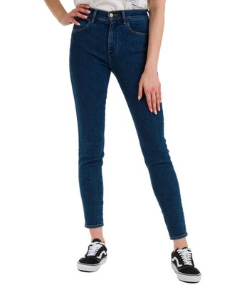 Jeansy Wrangler High Rise Skinny W27HTX317 27/30