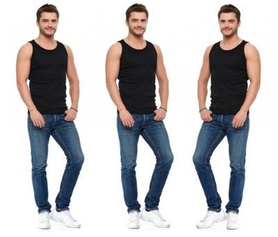 MORAJ PODKOSZULKA Koszulka BAWEŁNA 100% XXXL 3szt