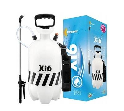 Opryskiwacz KWAZAR Xi6 Viton 6L Do Chemii