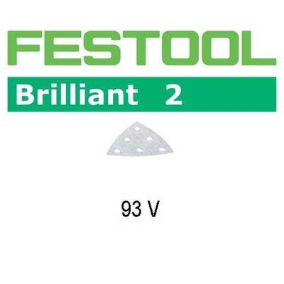 Festool 492893 Papiery ścierne Br2 v93/6P400 x 100
