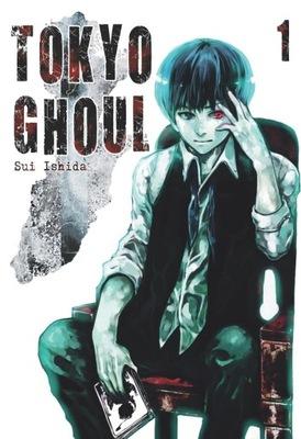 TOKYO GHOUL #8-14 - PAKIET - MANGA - NOWE