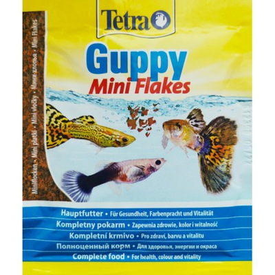 TETRA Guppy 12g pokarm dla gupików