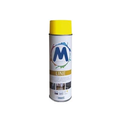 Farba do malowania pasów M-Markers ŻÓŁTA