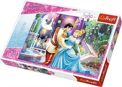 Puzzle Disney Taniec w świetle księżyca 200el.