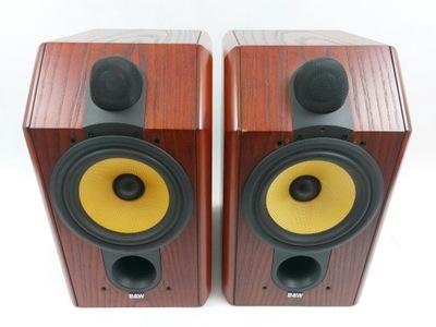 B&W CDM1 - genialne kolumny głośnikowe