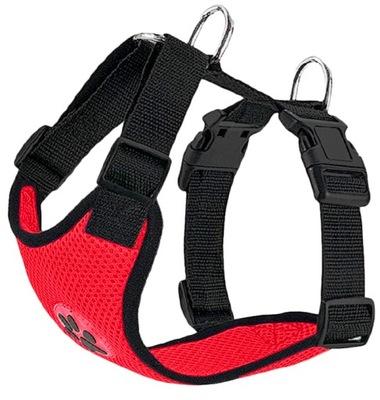 Úväzok Double Dog Harness s priedušnou sieťkou L