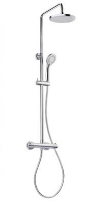 Sprchový systém s termostatickou batériou INCA