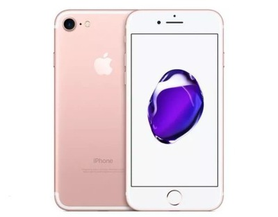 Smartfon Apple iPhone 7 32 GB różowe złoto