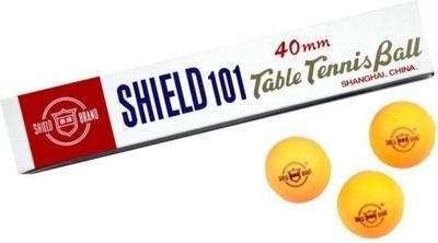 Piłeczki do tenisa stołowego SHIELD 6szt