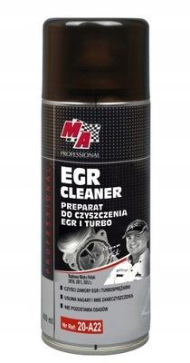 Preparat czyszczący do Przepustnic EGR TURBO 400ml